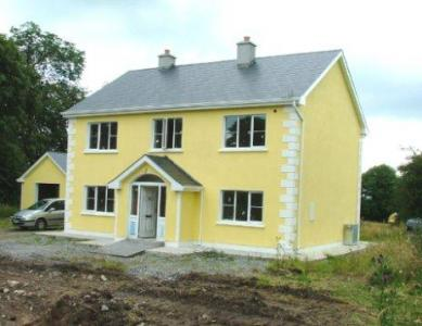 2 Story New House Drumfin Detached House For Sale